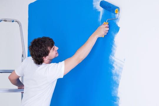 Як не зіпсувати фарбування стін і стель - 4 важливих етапи, від яких все залежить. Відео