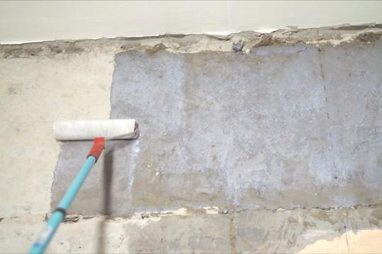 Чем покрасить стены в подвале?