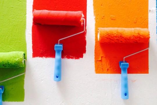 Что такое водно-дисперсионная краска?