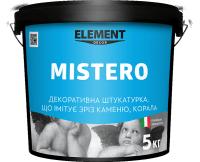 """Декоративная штукатурка MISTERO """"ELEMENT DECOR"""""""
