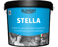 "Decorative finish STELLA ""ELEMENT DECOR"""